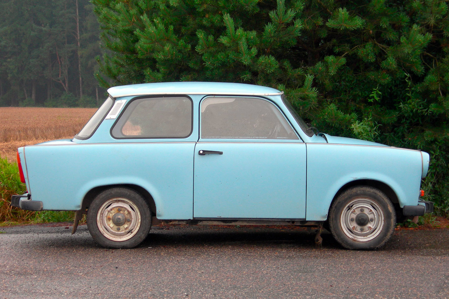 Trabant, le auto giocattolo