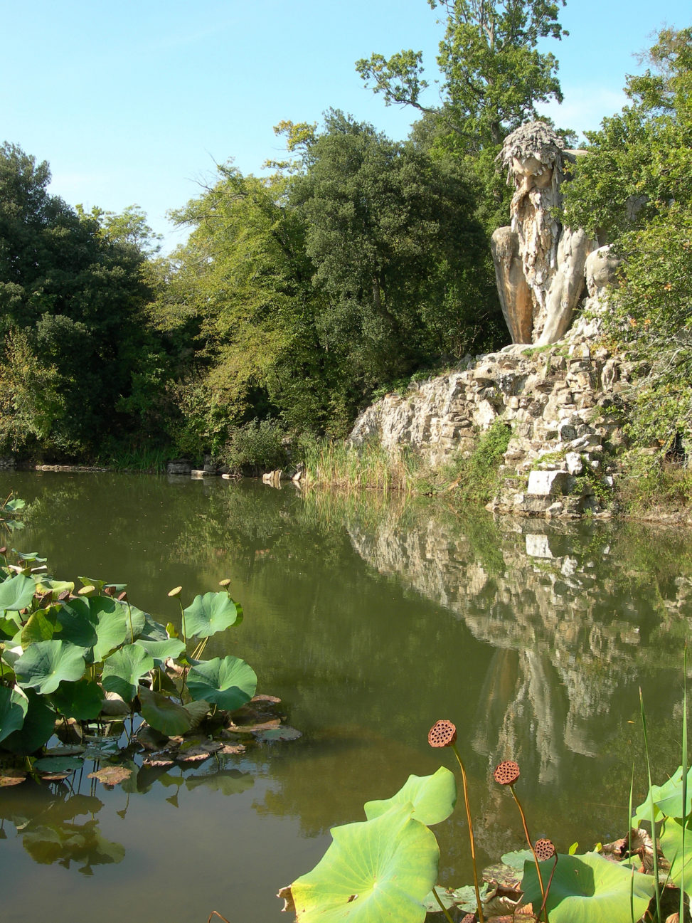 Parco di Pratolino - Il Gigante dell'Appennino - Parco di Pratolino