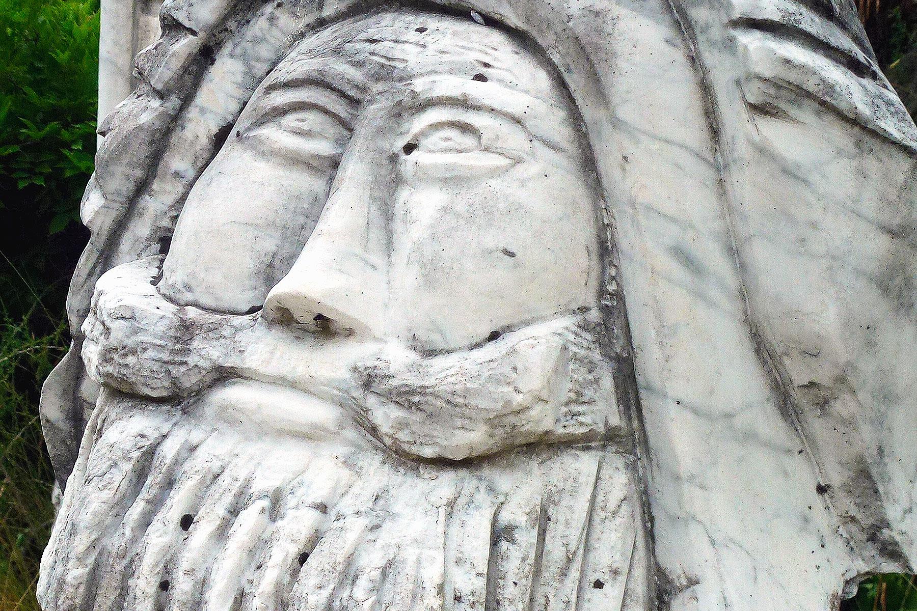 Il poeta del marmo