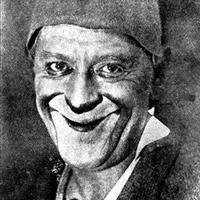 Grock in un ritratto del 1928