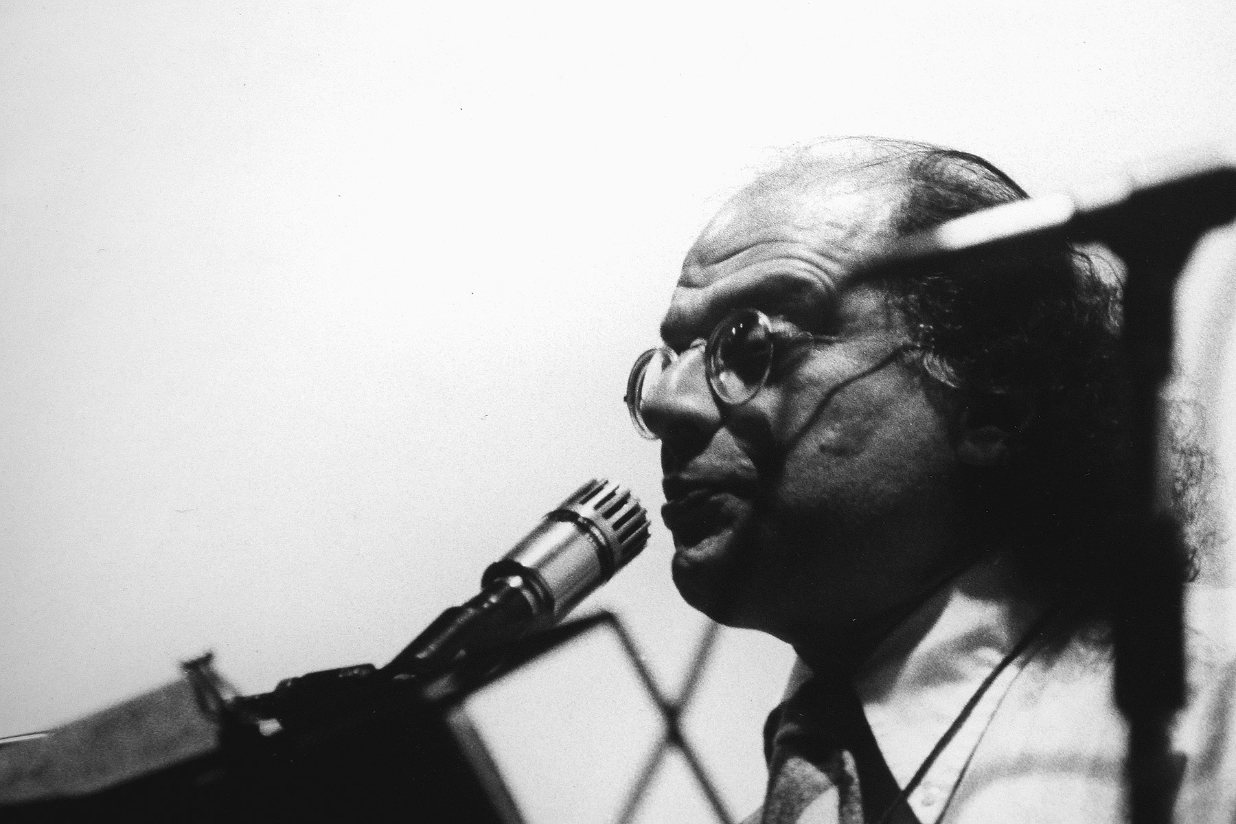 Allen Ginsberg ritrovato