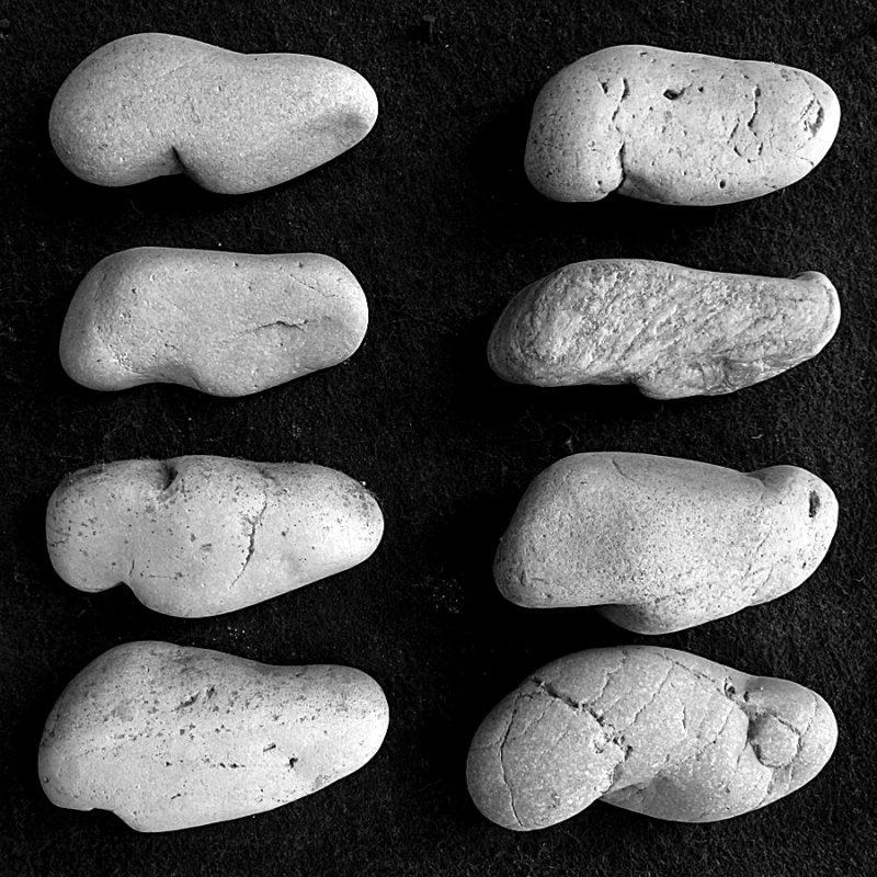 Luigi Lineri e le pietre dell'Adige