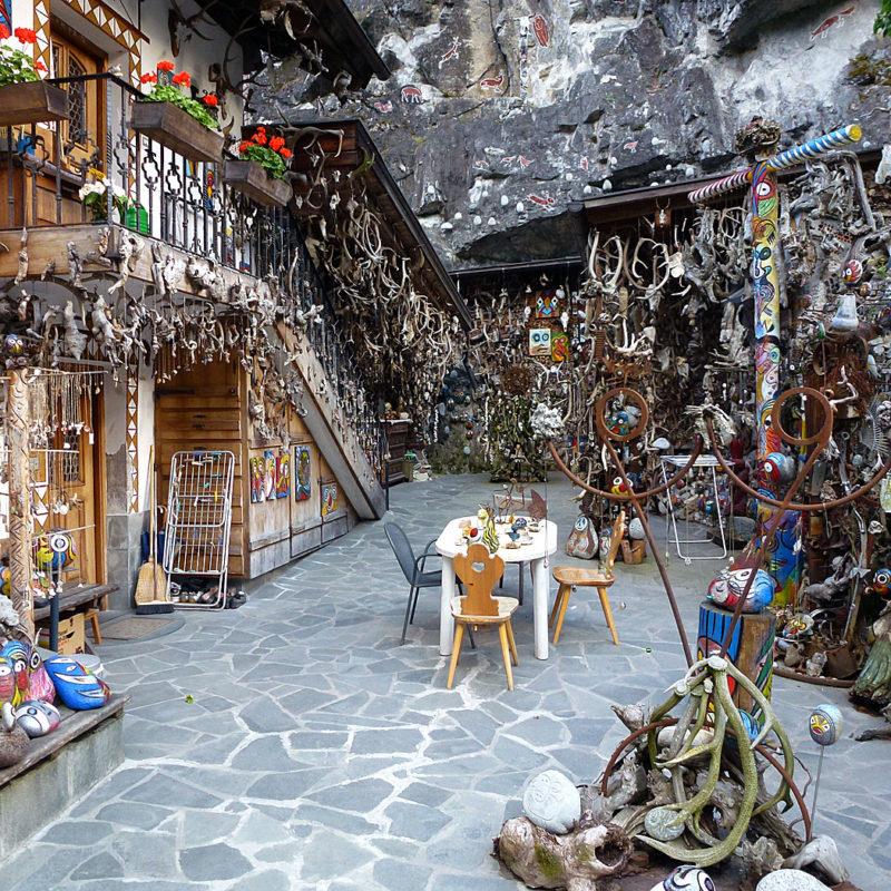 Il museo all'aperto di Lorenz Kuntner