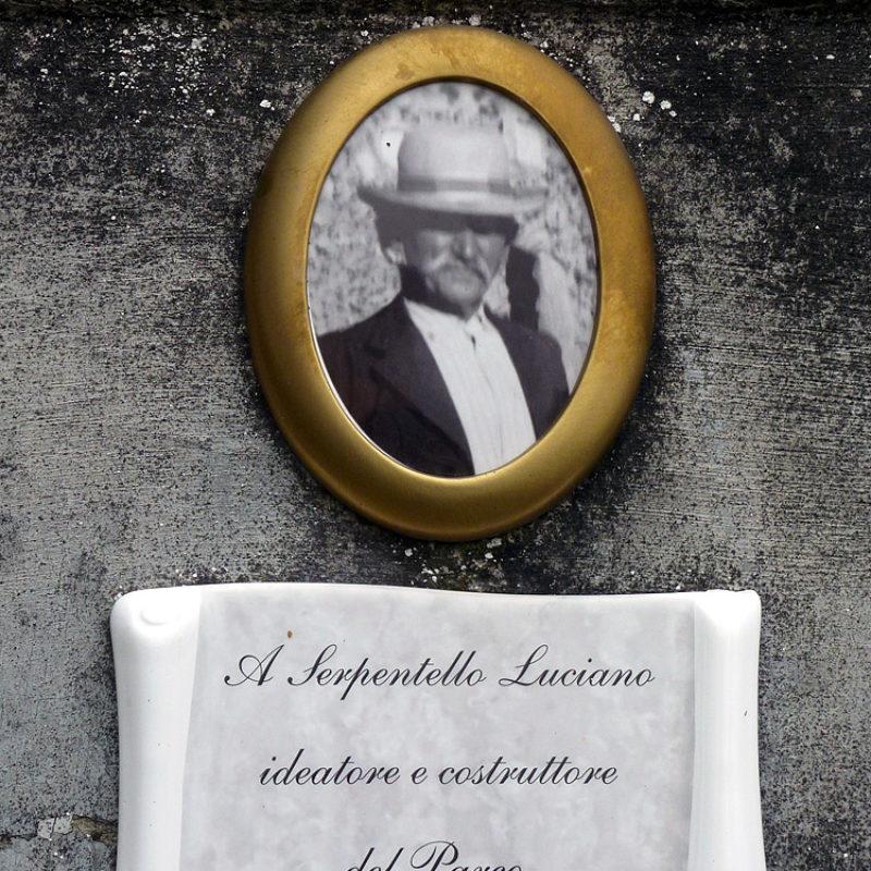Luciano Serpentello, contadino e artista