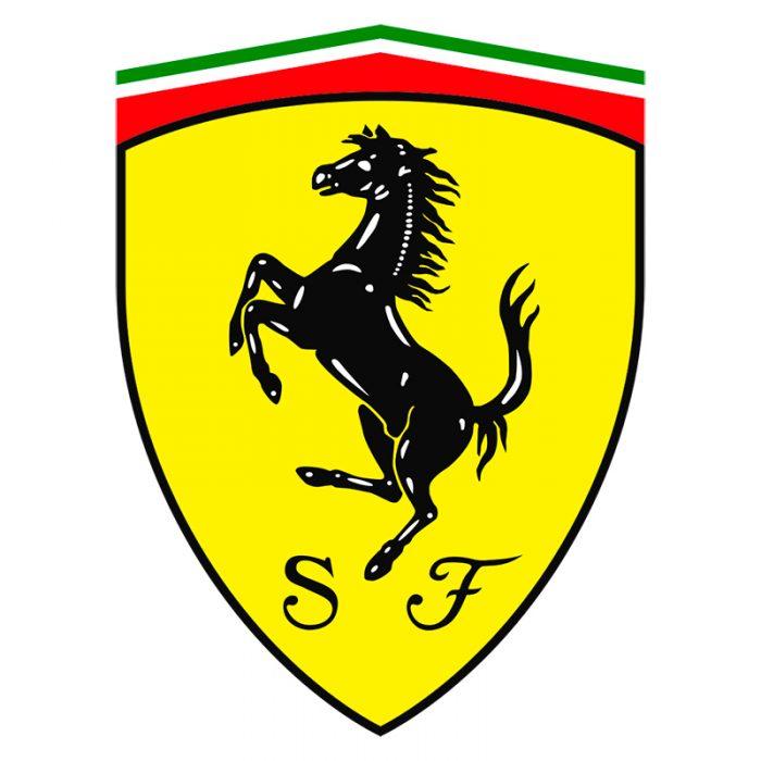 Logo della Scuderia Ferrari