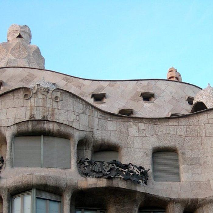 Antoni Gaudì - Casa Milà (1906 - 1910)