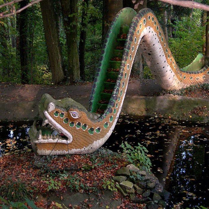 Bruno Weber Skulpturenpark